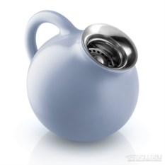 Молочник Globe лунно-голубого цвета
