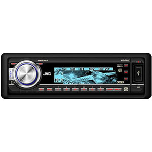 Pесивер JVC KD-G827EE CD/MP3