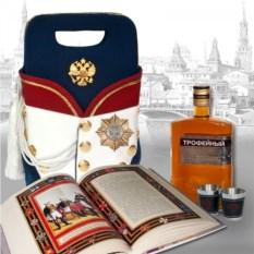 Подарочный набор для коньяка Кутузов