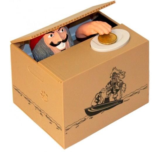 Интерактивная копилка «Пират»