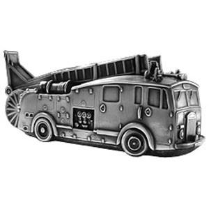 Скульптура-автомобиль Fire Engine 1950s