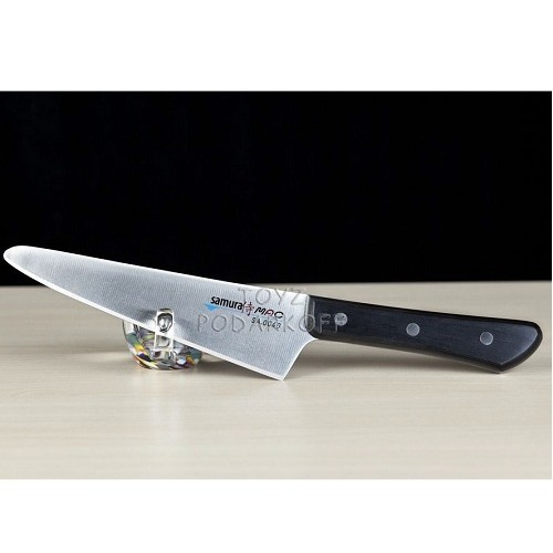 Нож кухонный топорик кливер Samura by mac