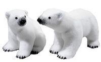 Игрушка Любопытный медвежонок