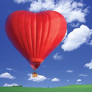 Полёт для двоих на шаре «Сердце»