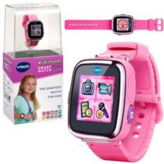 Розовые цифровые часы для детей Kidizoom Smartwatch DX