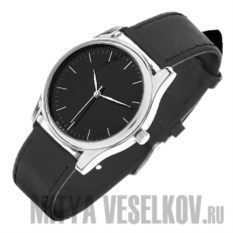Наручные часы Mitya Veselkov Классика в чёрном