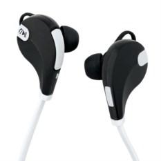 Черные беспроводные спортивные Bluetooth-наушники Vatersay