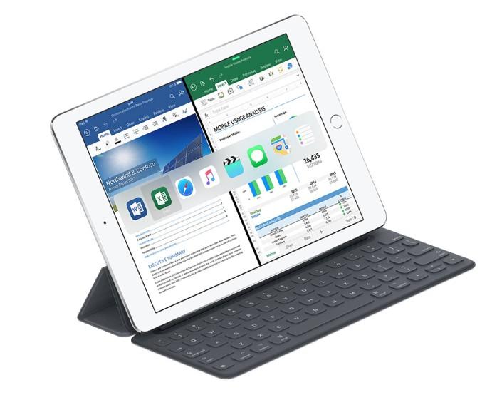 Apple iPad Pro 9,7'' 128GB Wi-Fi + Cellular (Белый/Silver)