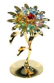 Фигурка Swarovski Цветик-семицветик