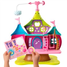 Кукольный дом волшебниц с фигуркой Хэйзл Little Charmers