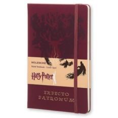 Записная книжка Moleskine Harry Potter в линейку