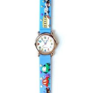Часы «Синие машинки» Tik-Tak