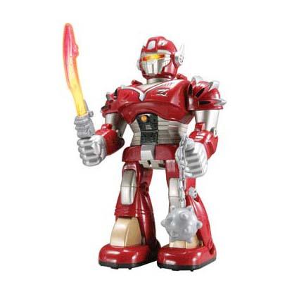 Робот-воин HAP-P-KID (красный)