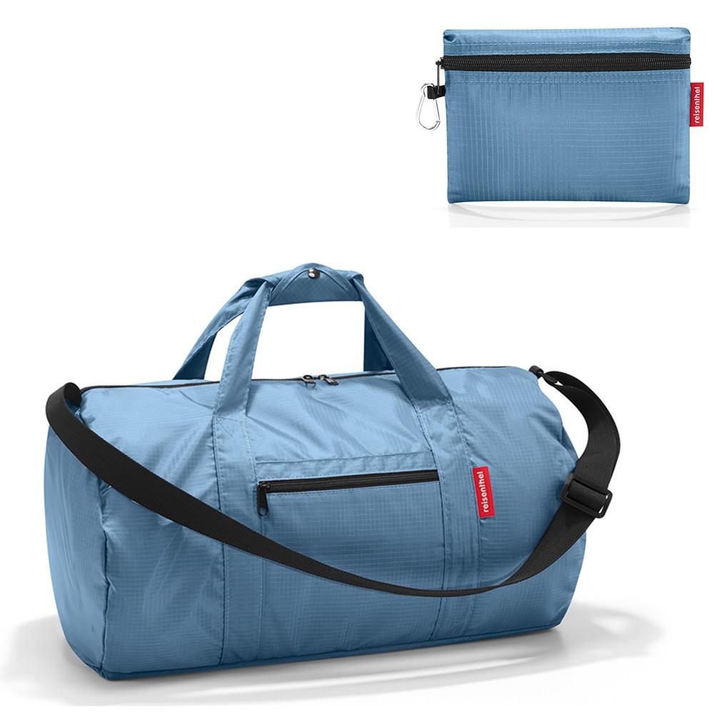 Спортивная складная сумка Dufflebag indigo