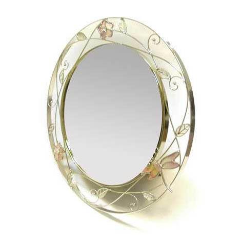Зеркало «Розовые стрекозы»