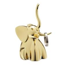 Подставка для колец ZOOLA Слон (латунь)
