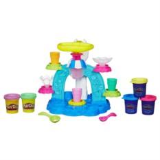 Игровой набор с пластилином Play-Doh Фабрика мороженого