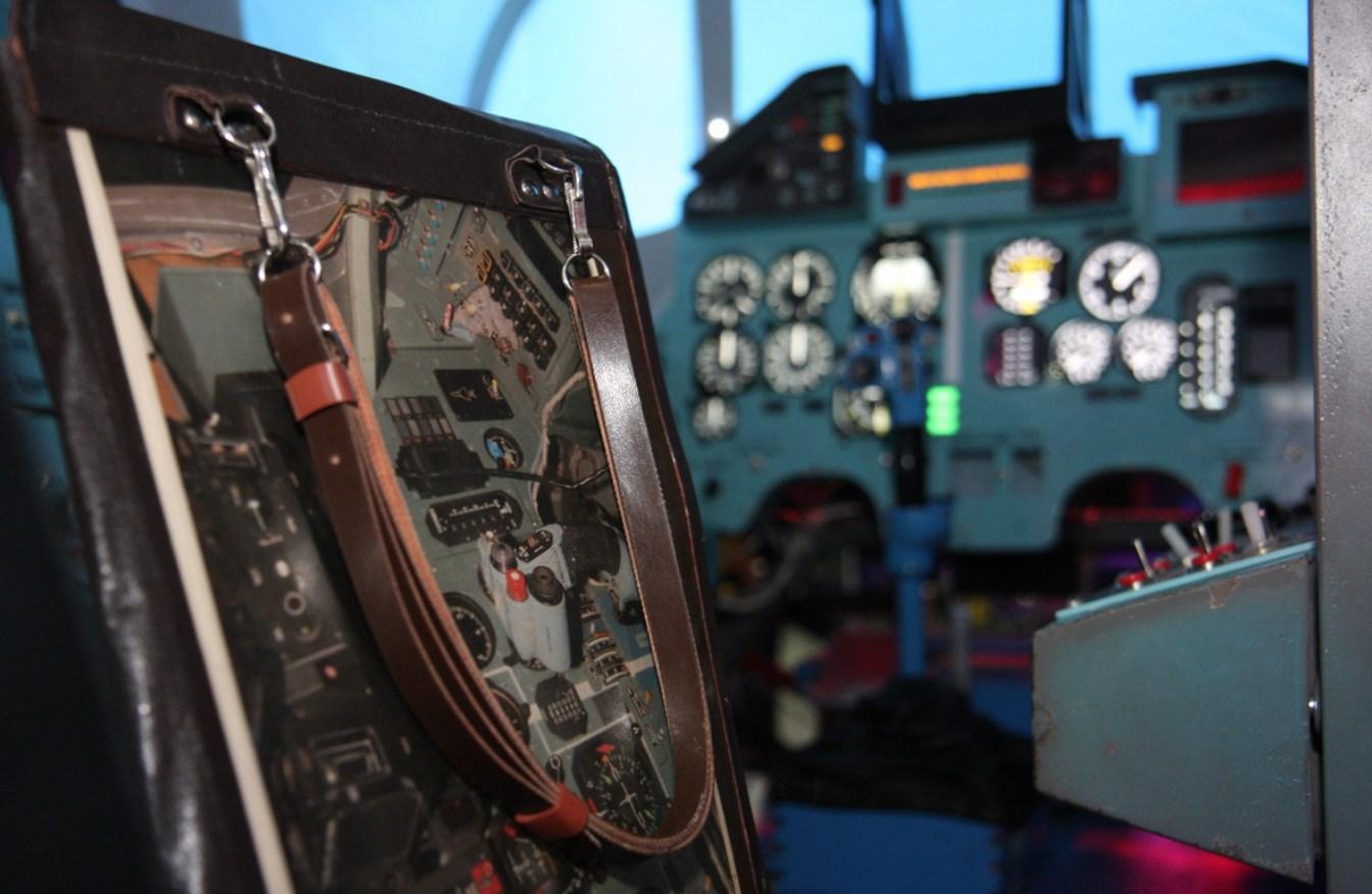 Подарок управление самолетом тренажер 43