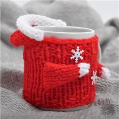 Костюм для кружки Дед Мороз