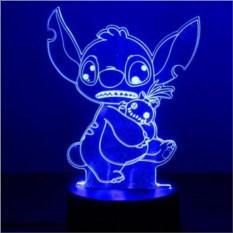 3D-светильник Стич