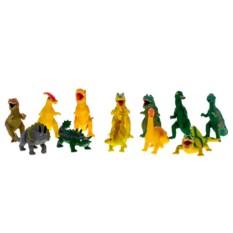 Резиновая фигурка с гранулами Megasaurs (Мегазавры)