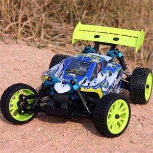 Трековая модель Buggy