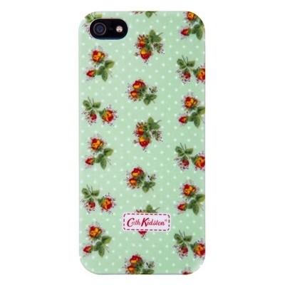 Чехол для iPhone 5 Cath Kidston Green Flowers