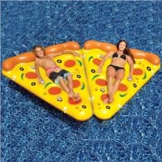 Надувная пицца