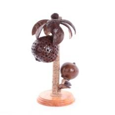Светильник из кокоса Тропики
