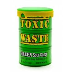 Зеленые леденцы Toxic