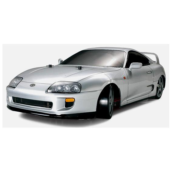 Сборная радиоуправляемая модель Toyota Supra