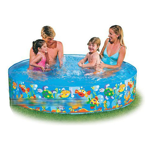 Жесткий бассейн «Океан»