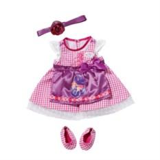 Платье для куклы  Baby born