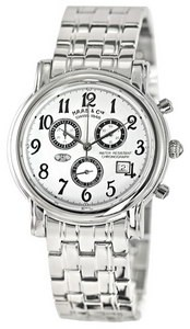 Мужские наручные часы Haas & Cie MFH 410 SWA
