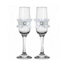 Набор свадебных бокалов №39