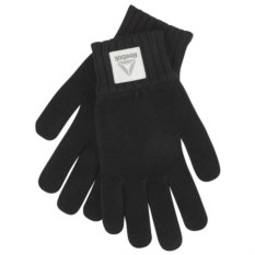 Мужские черные перчатки Reebok Actron Knitted