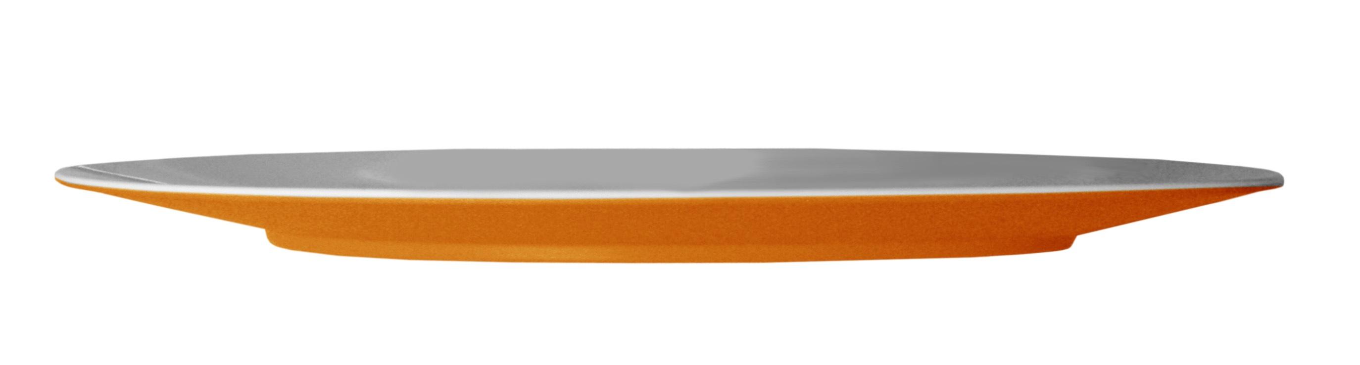 Тарелка сервировочная  Entity 14A оранжевая