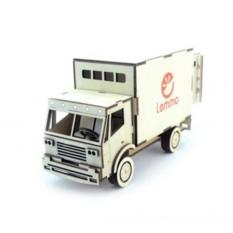 3D конструктор Грузовик фургон