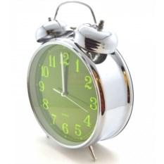 Часы-будильник Гигант (цвет: зеленый)