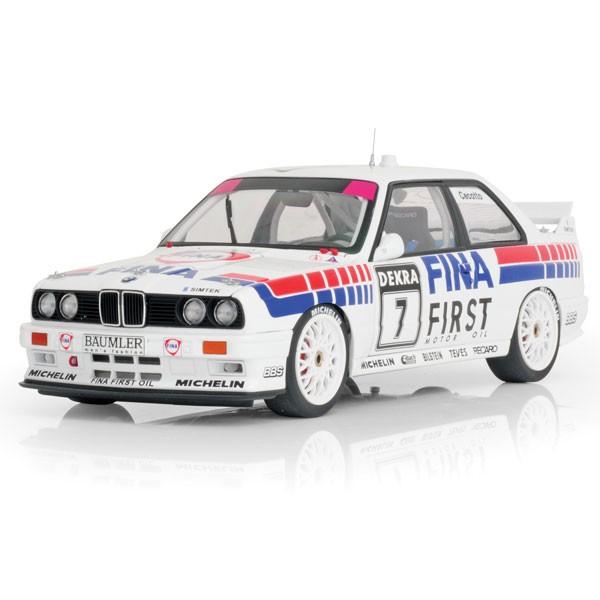 BMW E30 M3 DTM 1992 FINA C.Cecotto #7