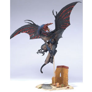 McFARLANE DRAGONS - SCAVENGER DRAGON CLAN