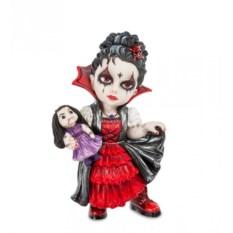Статуэтка в стиле фэнтези Девочка-вампир