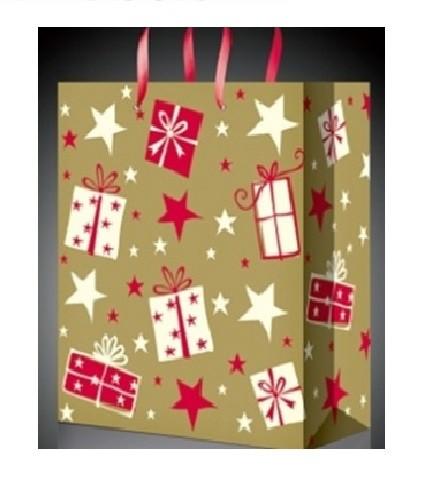 Новогодний пакет Подарочки
