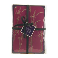Набор ароматических саше Цветущая лаванда