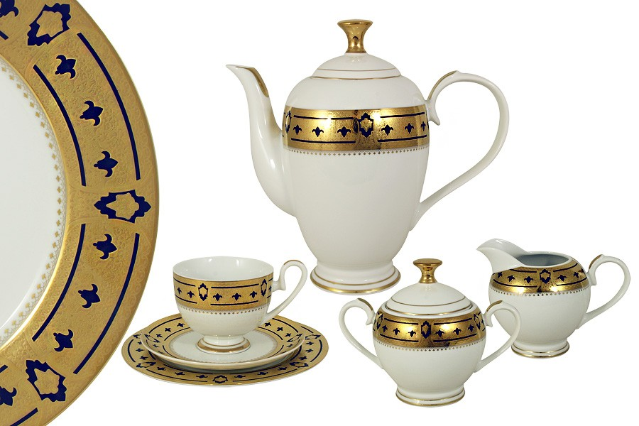 Чайный сервиз Медея из 23 предметов на 6 персон
