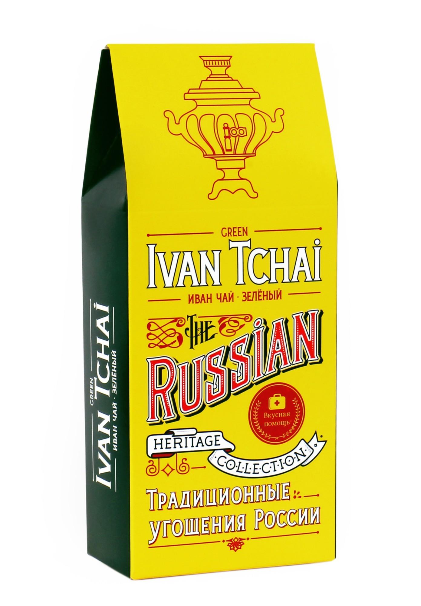 Иван-чай (зеленый)