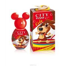 Душистая детская вода Cola (City Funny), 30 мл