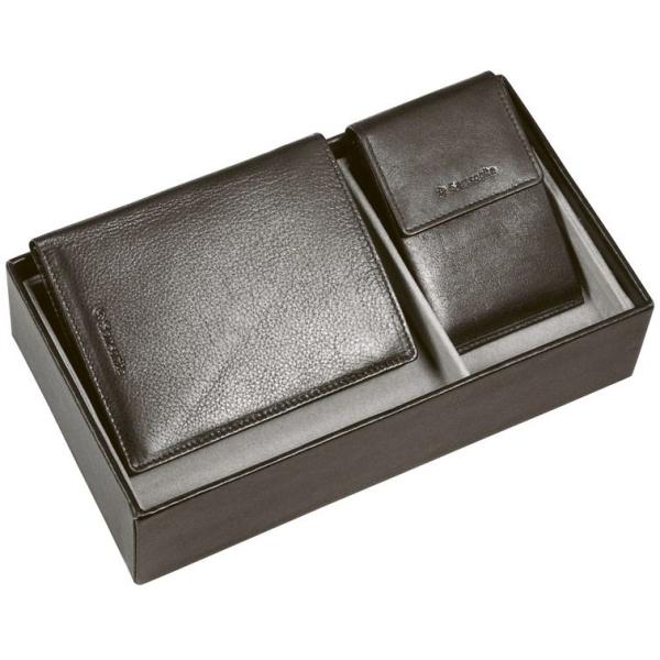 Набор Samsonite: портмоне, ключница