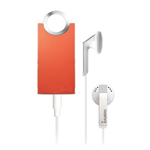 Плеер MP3 COWON iAUDIO E2 4Gb Orange Red