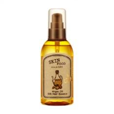 Эссенция Skinfood Argan oil silk hair essence